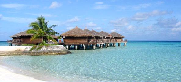 Lato 2018 na Malediwach